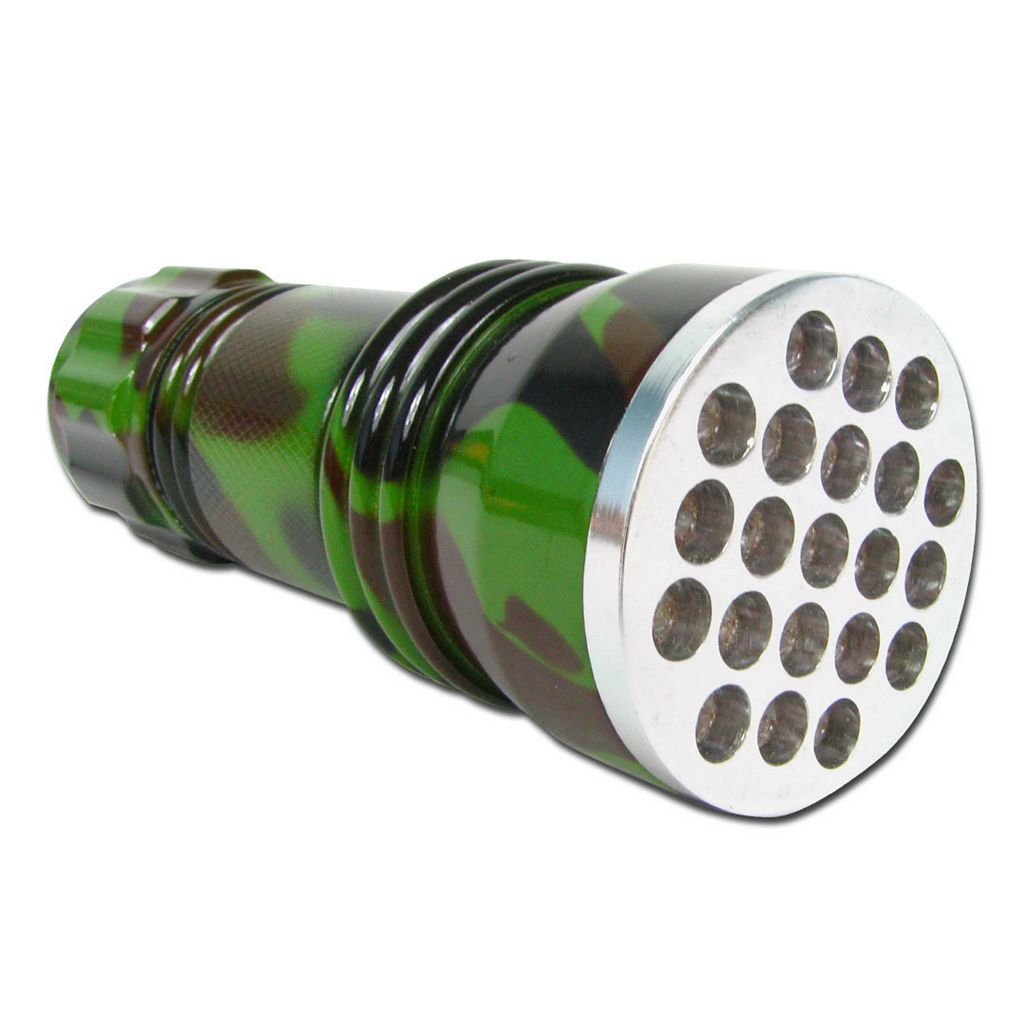 Whetstone Camo LED Flashlight