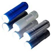 Whetstone 6 pkLED Flashlight Set