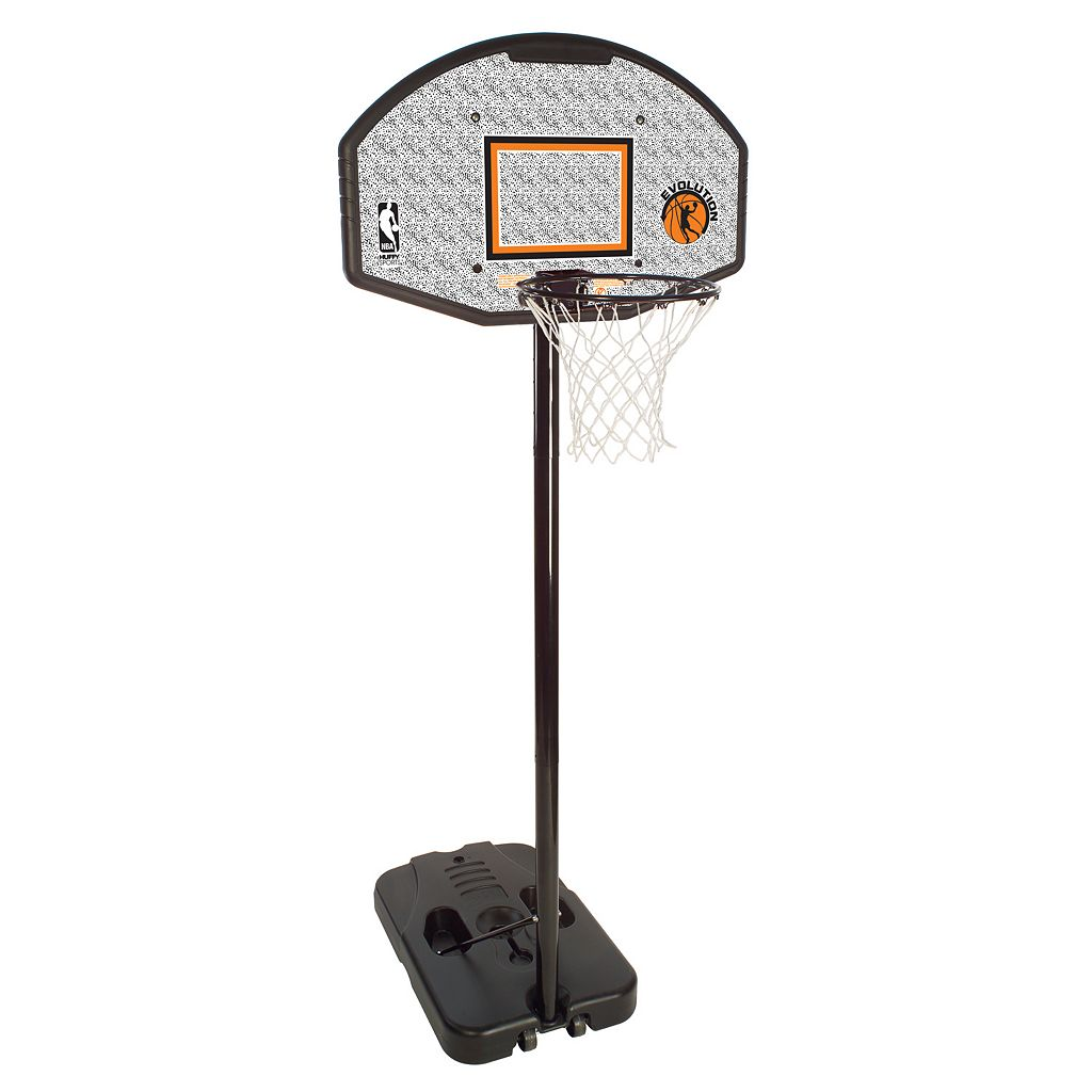 Spalding 44-in. Eco-Composite Portable Basketball Hoop - Youth