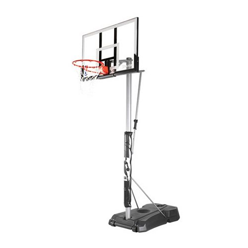 Spalding 52-in. Acrylic Portable Basketball Hoop