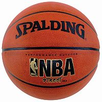 Spalding 28.5-in. NBA Street Basketball - Women's / Intermediate