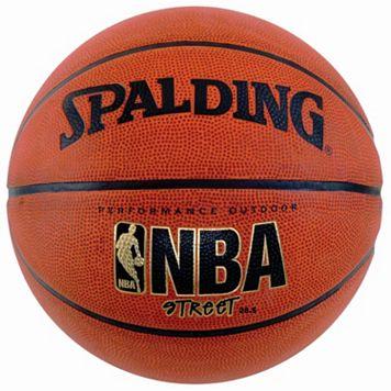 Spalding 28.5-in. NBA Street Basketball - Women's / Intermediate