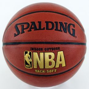 Spalding 29.5-in. NBA Tack Soft Basketball - Men's