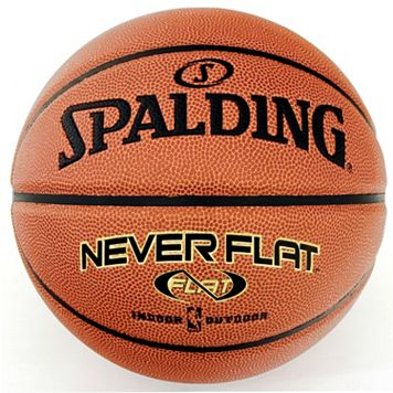 Spalding 29.5-in. NBA Neverflat Basketball - Men's