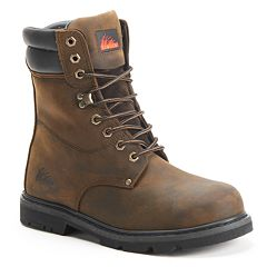 Itasca Force 10 Men's Steel Toe Work Boots
