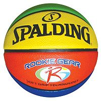 Spalding 27.5-in. Rookie Gear Basketball - Youth