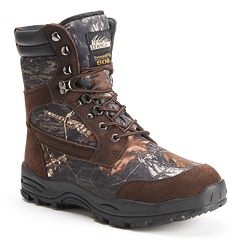 Itasca Big Buck Men's Camouflage Waterproof Boots
