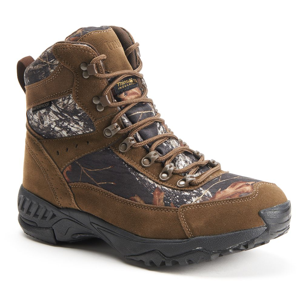 5218bfd4d5 Itasca Thunder Ridge Men's Camouflage Waterproof Boots
