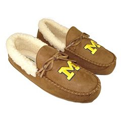 Michigan Wolverines Juno Moccasin - Men