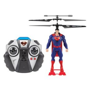 World Tech Toys DC Comics Superman 2ch RC Helicopter