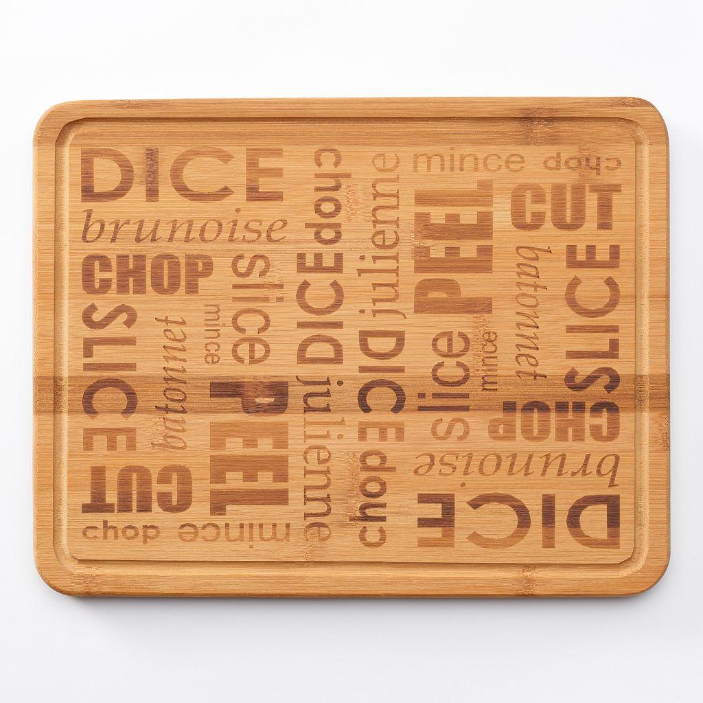 Food Network™ Bamboo Chopping Board