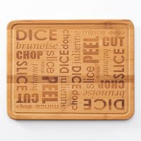 Food Network™ Bamboo Chopping Board