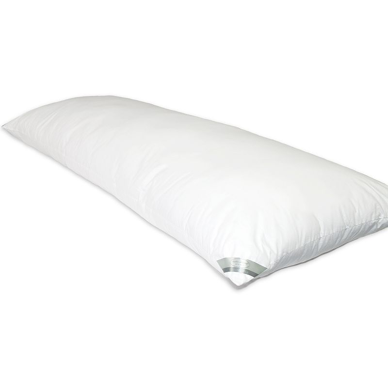 Kathy Ireland Down-Alternative Body Pillow
