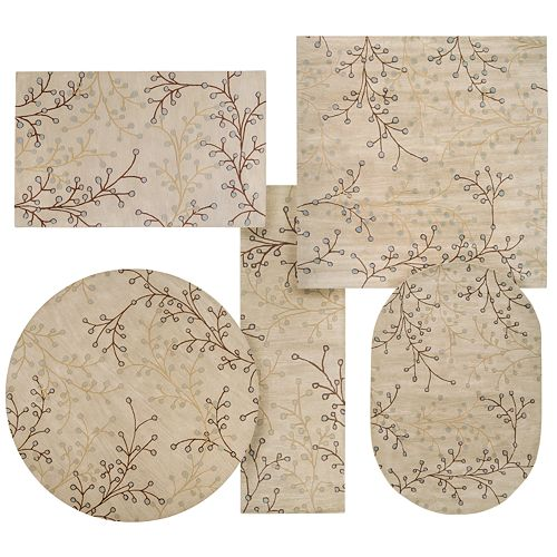 Decor 140 Athena Floral Rug