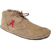 Men's Alabama Crimson Tide 2-Eye Chukka Boots