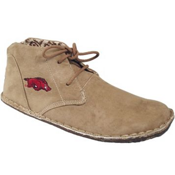 Men's Arkansas Razorbacks 2-Eye Chukka Boots