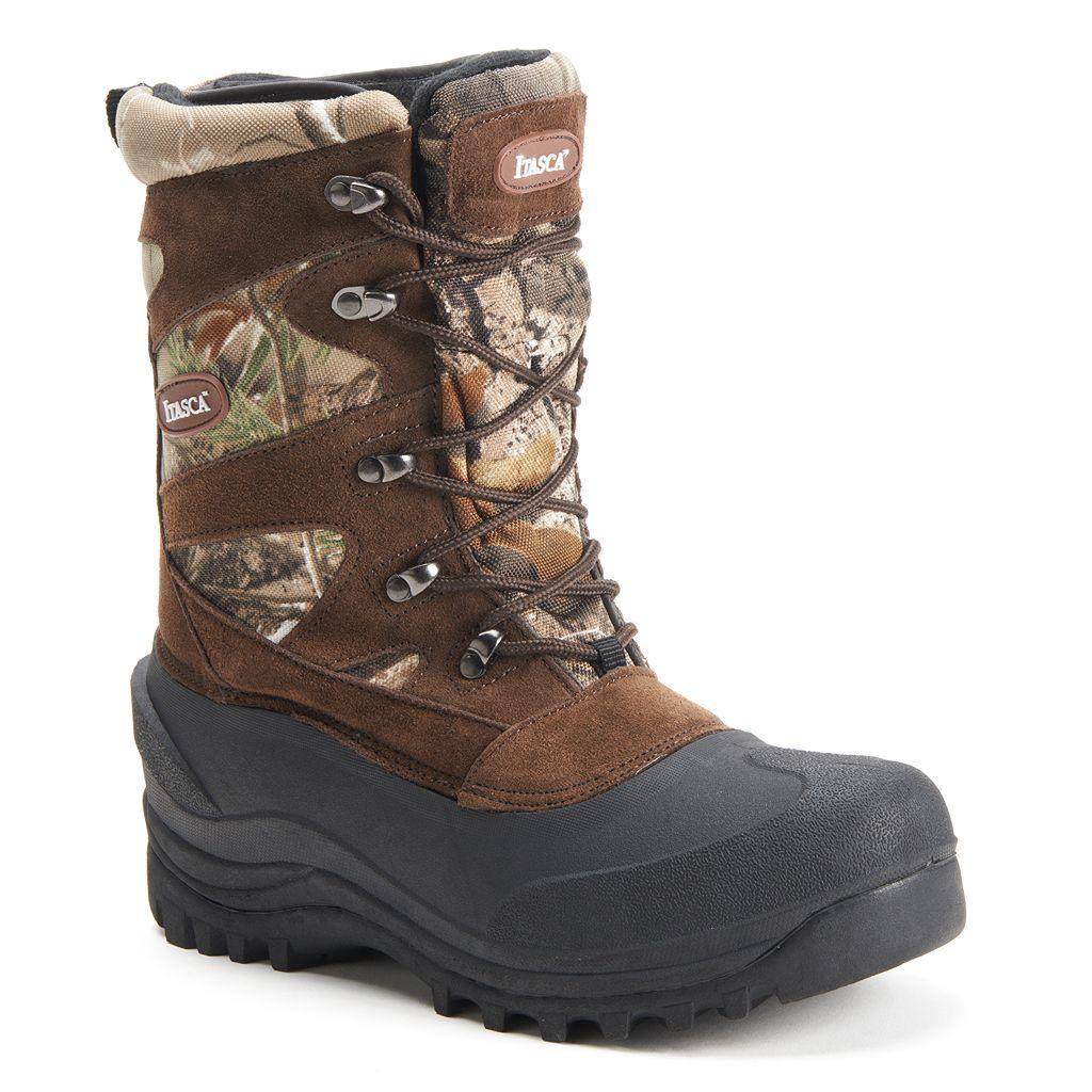 Itasca Ketchikan Men's Waterproof Winter Boots