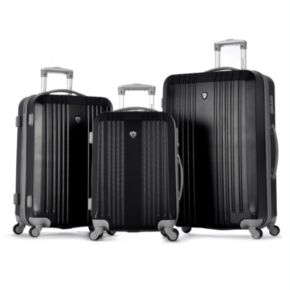 Olympia Corsair 3-Piece Hardside Spinner Luggage Set