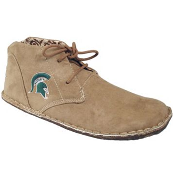 Men's Michigan State Spartans 2-Eye Chukka Boots