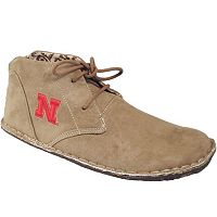 Men's Nebraska Cornhuskers 2-Eye Chukka Boots