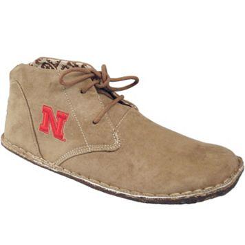 Men's Nebraska Cornhuskers 2-Eye Chukka Boots
