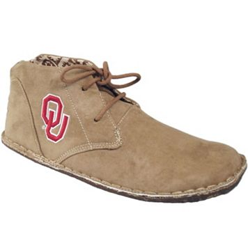 Men's Oklahoma Sooners 2-Eye Chukka Boots