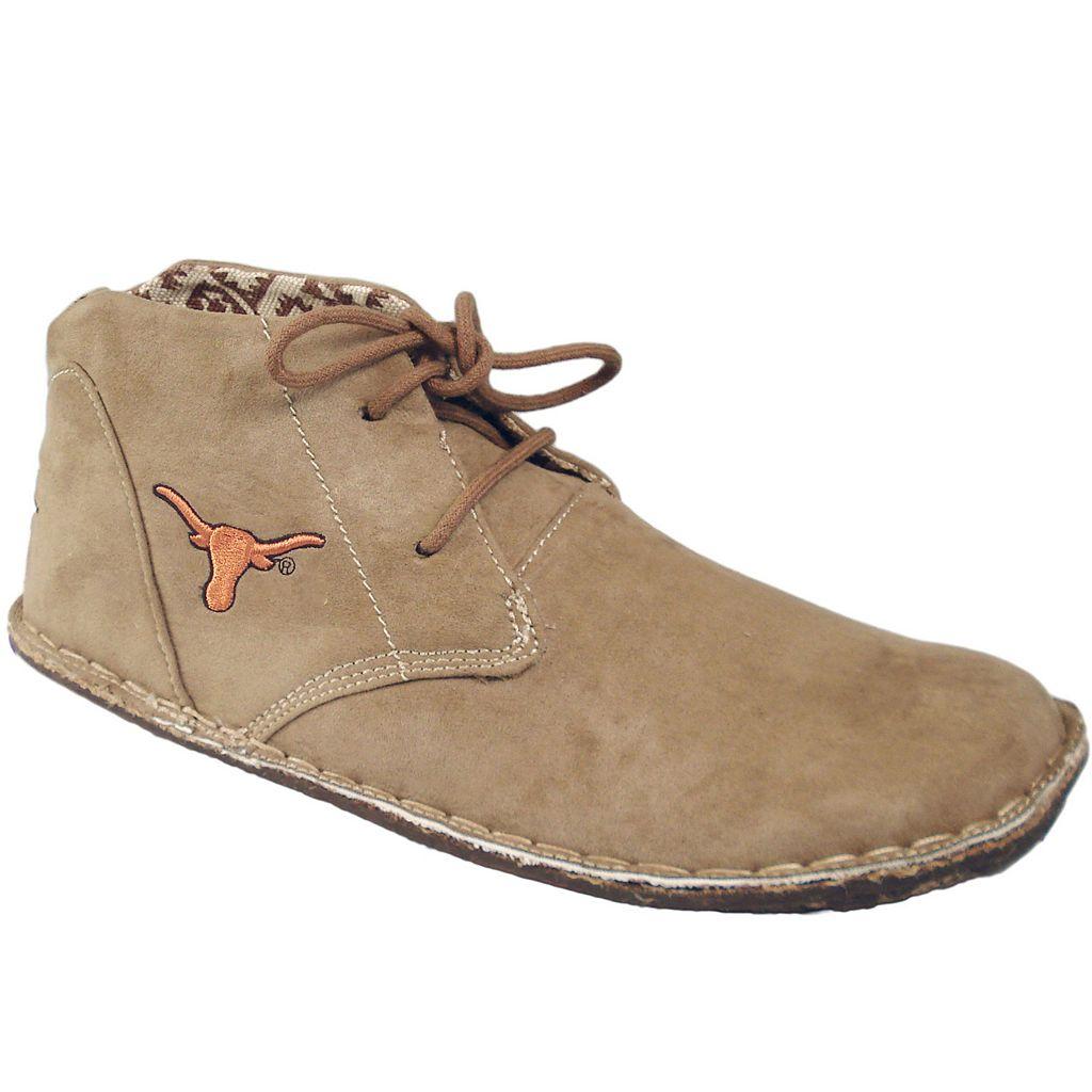 Men's Texas Longhorns 2-Eye Chukka Boots