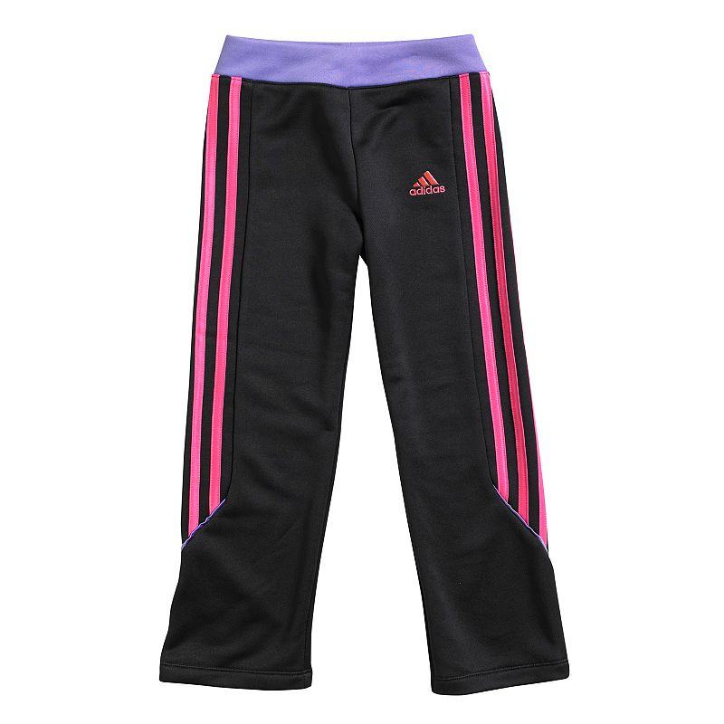 Adidas Soccer Pants For Girls in Pink Adidas Runner Pants Girls 4
