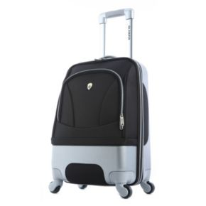 Olympia Majestic 21-Inch Hardside Spinner Luggage