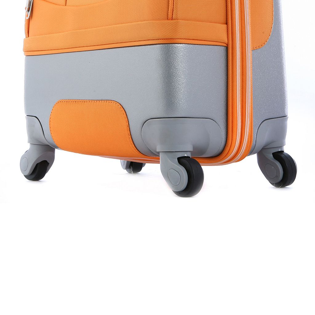 Olympia Majestic 25-Inch Hardside Spinner Luggage