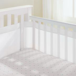 Breathable Baby 14-in. Mesh Crib Liner