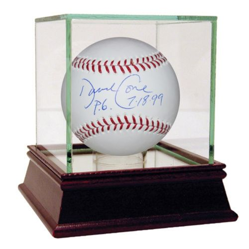 Steiner Sports David Cone MLB Autographed Baseball