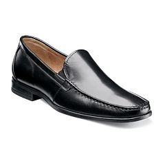 Nunn Bush Glenwood Slip Men's Moc Toe Dress Slip-On