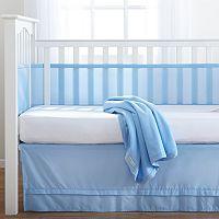 Breathable Baby 3 pc Crib Bedding Set