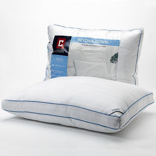 Ralph Lauren Chaps Home 300-TC Firm Beyond-Down Standard/Queen Bed Pillow