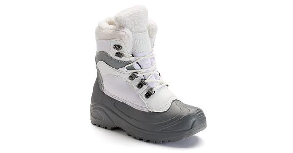 Itasca Sleigh Bell Women S Waterproof Winter Boots