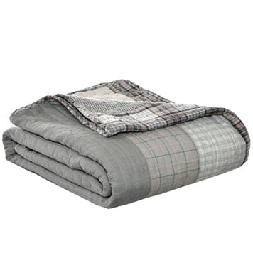 Eddie Bauer Fairview Quilted Throw