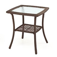 SONOMA Goods for Life™ Presidio Wicker Bistro Table