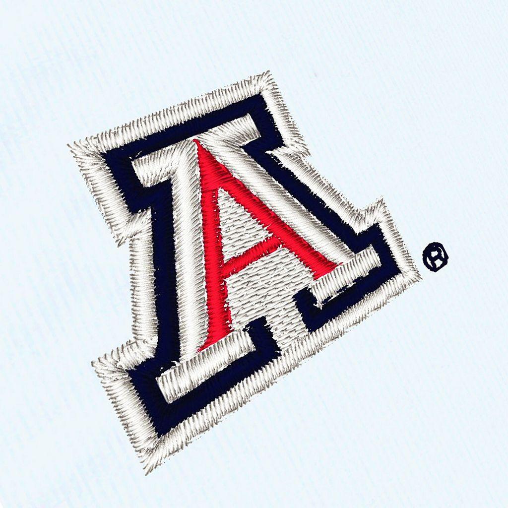 Men's Antigua Arizona Wildcats Delta 1/4-Zip Pullover