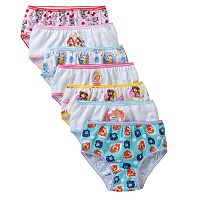 Disney Princess Palace Pets 7-pk. Briefs - Girls
