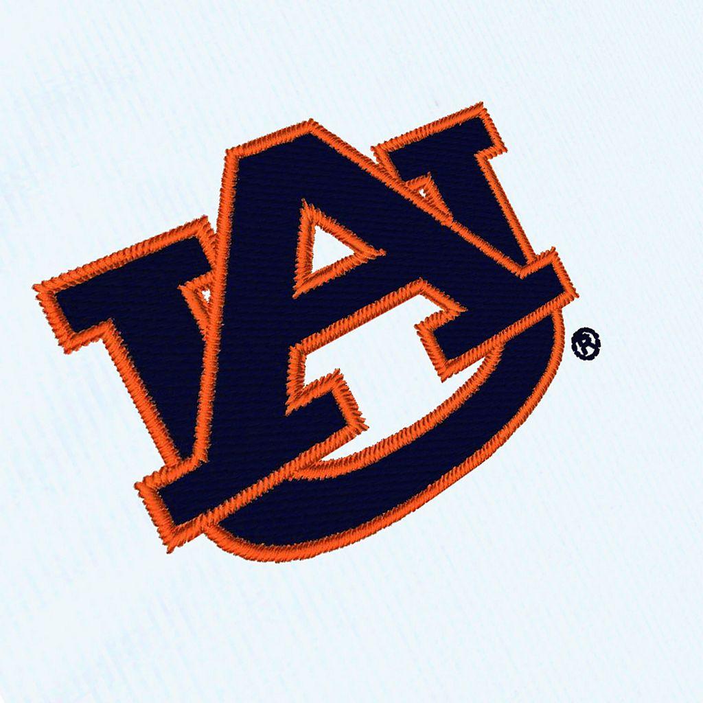 Men's Antigua Auburn Tigers Delta 1/4-Zip Pullover