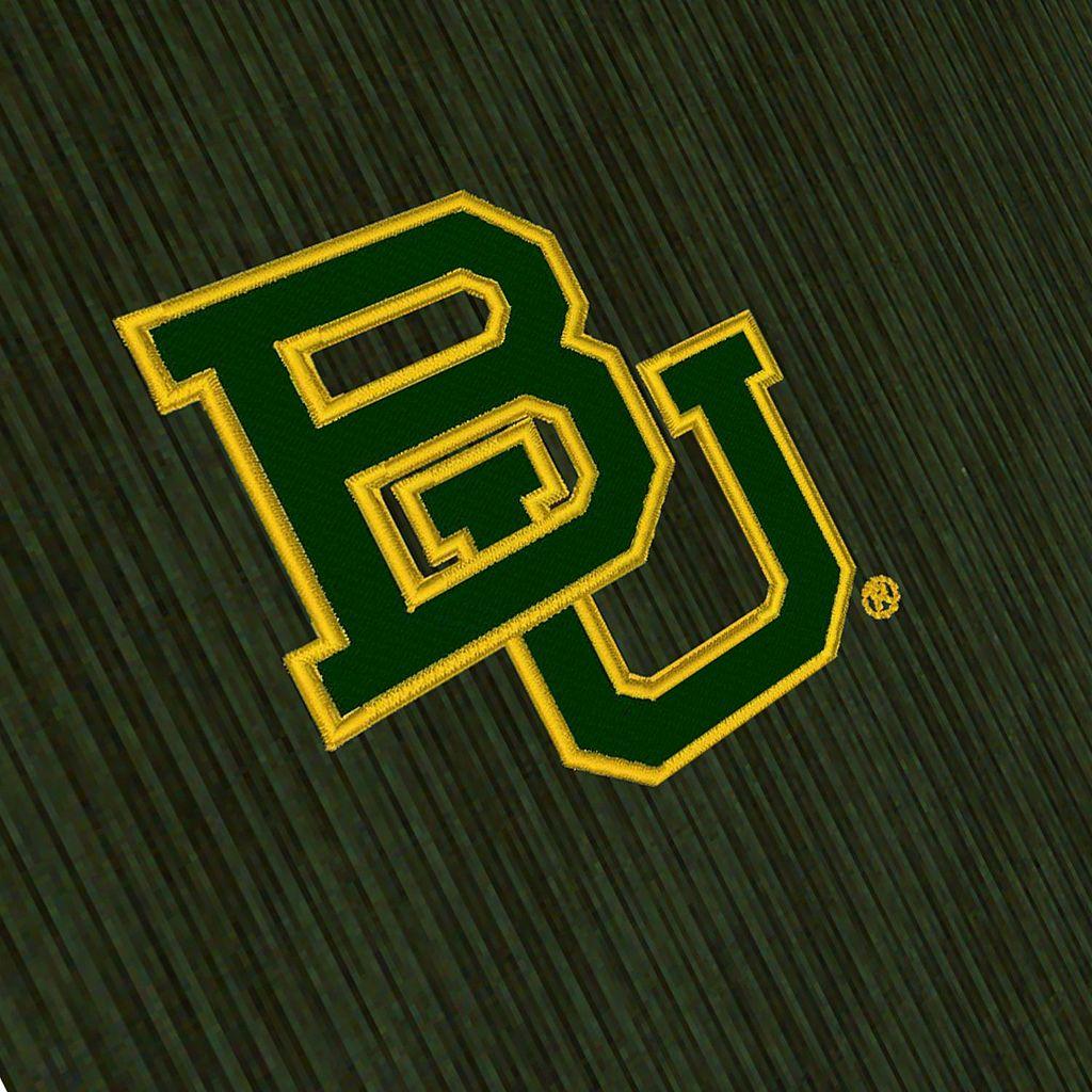 Men's Antigua Baylor Bears Delta 1/4-Zip Pullover