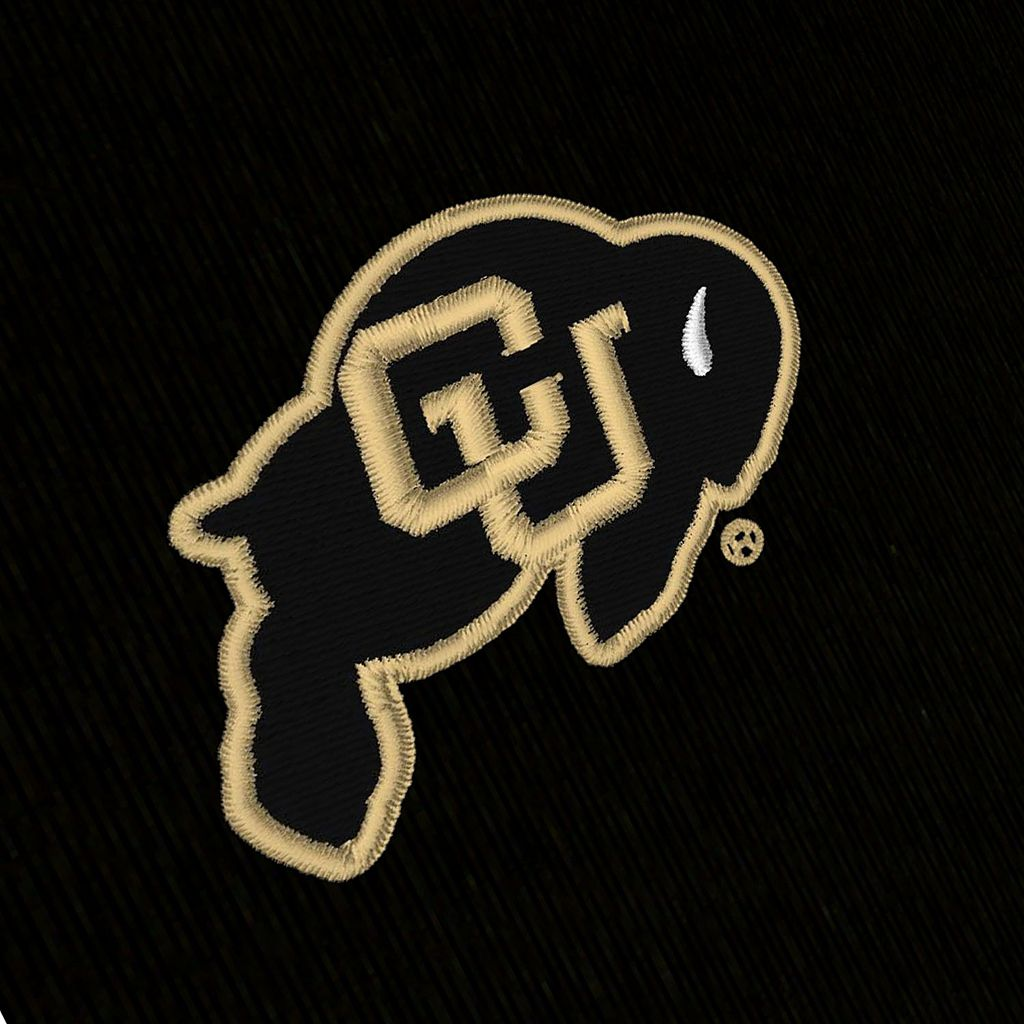 Men's Antigua Colorado Buffaloes Delta 1/4-Zip Pullover