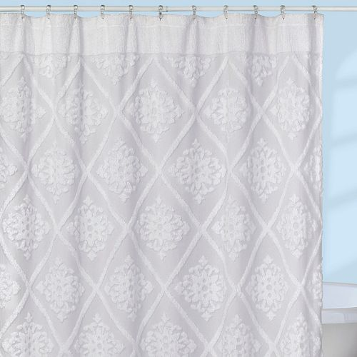Creative Bath Belle Fabric Shower Curtain