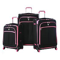 Olympia Evansville 3-Piece Luggage Set