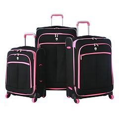 Olympia Evansville 3 pc Luggage Set