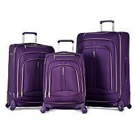 Olympia Marion 3-Piece Spinner Luggage Set