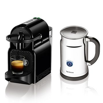 Nespresso Inissia Espresso Machine & Aeroccino+ Milk Frother