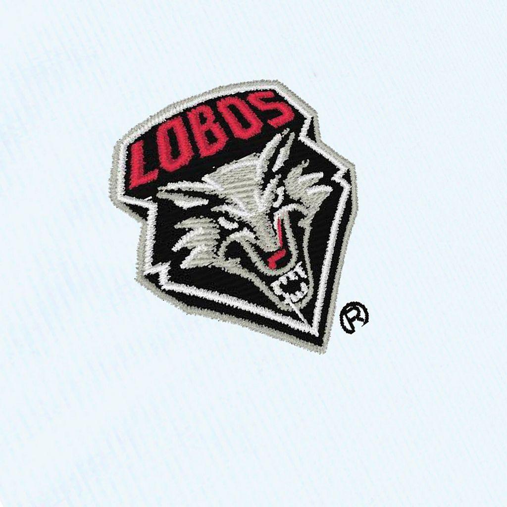 Men's Antigua New Mexico Lobos Delta 1/4-Zip Pullover