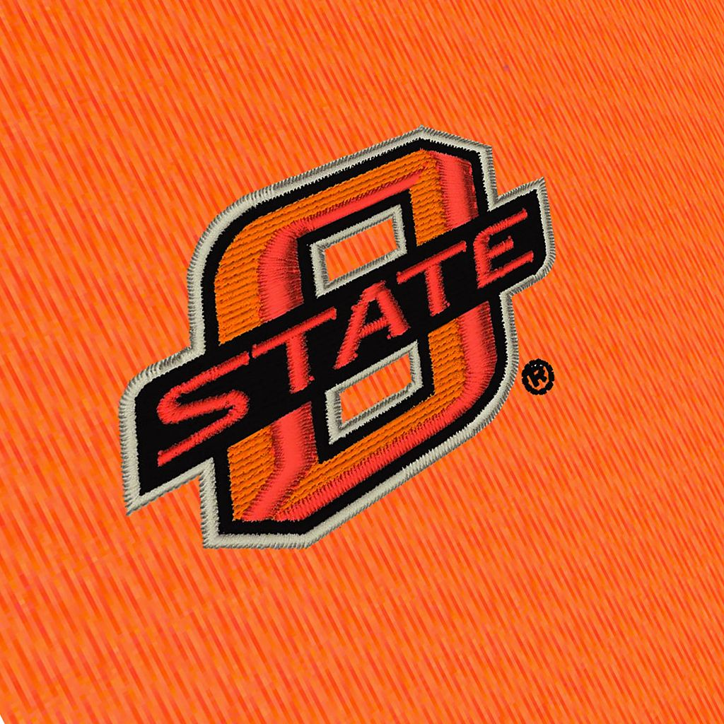 Men's Antigua Oklahoma State Cowboys Delta 1/4-Zip Pullover